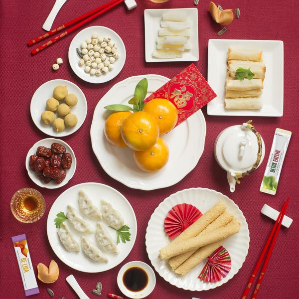 A Nutritionist-Approved Guide To Surviving CNY With Your Waistline Intact