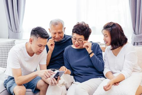 Gift your Parents the Gift of Love