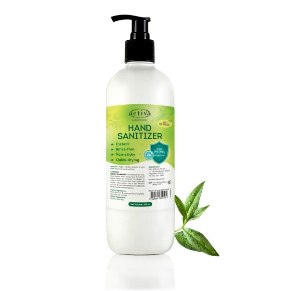 Activa Hand Sanitizer 500ml