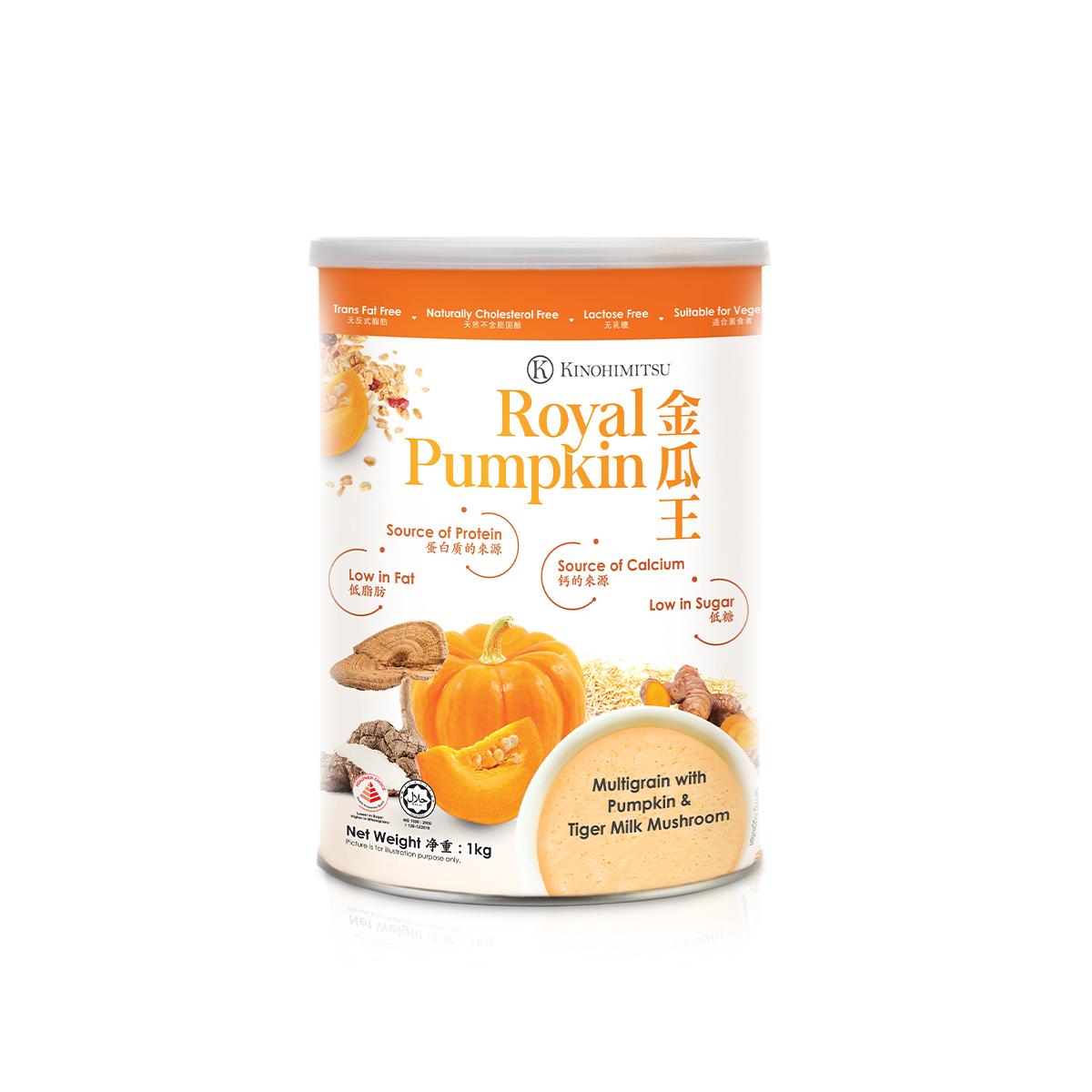 Kinohimitsu Royal Pumpkin 1kg